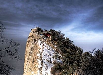 Huashan Mountain Tour