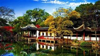 Shanghai Highlights plus Suzhou and Wuxi's Classic Gardens