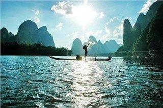 One Day Guilin Li River Cruise Bus Tour