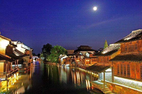 Wuzhen Village Tour from Shanghai