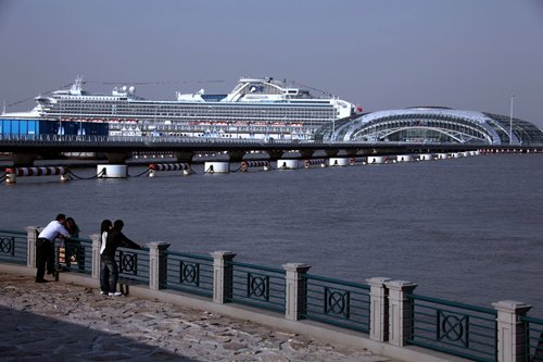 Shanghai Wusongkou Cruise Terminal Pickup and Transfer to Hotel