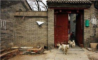Hutong house in Beijing