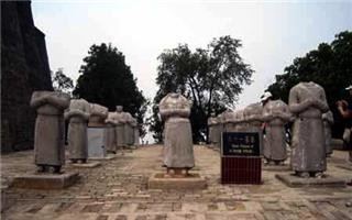 Historical Treasure of Tang Dynasty Tour