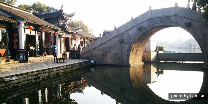 Zhouzhuang Water Town Tour from Shanghai
