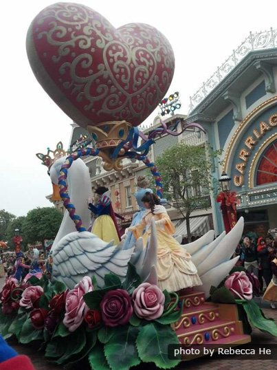 Hongqiao Airport to Disney Resort Transfer