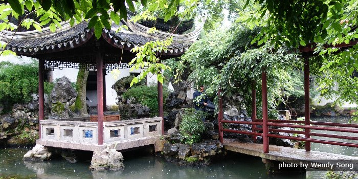 Suzhou and Zhouzhuang Water Town Day Tour from Shanghai