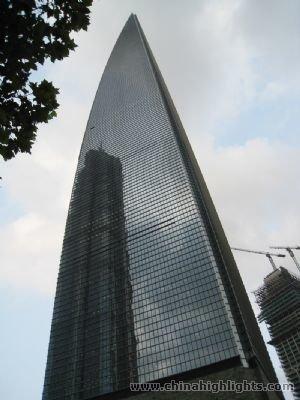 the shanghai world financial